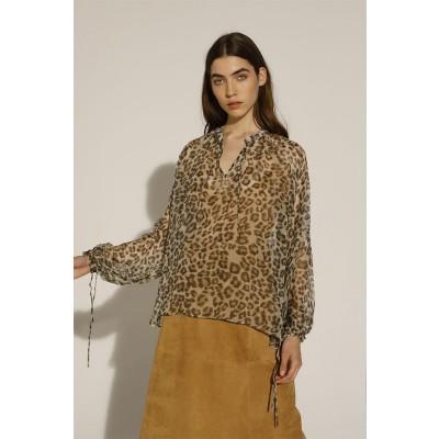 SWILDENS  blouse VOGAVO
