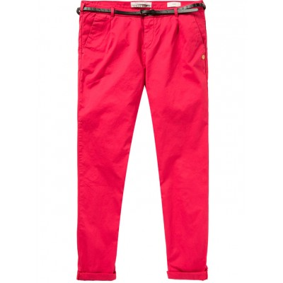 SCOTCH AND SODA chino extensible leger  coupe relaxed
