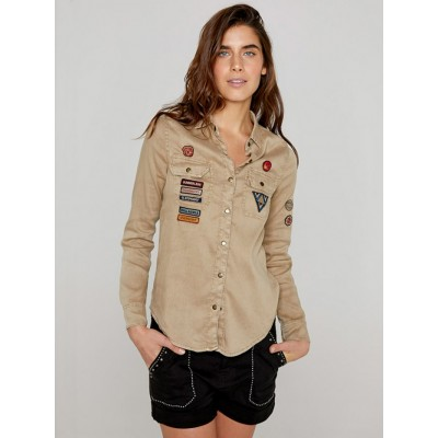 FIVE Chemise military18