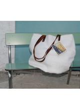 soKPsul sac MARIE polo blanc