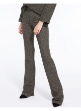 ba&sh Pantalon TEXAS coupe Flare