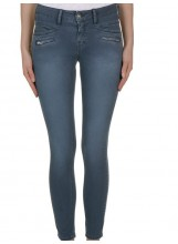 FIVE-jeans Femme 7/8  490 CAROLL indigo