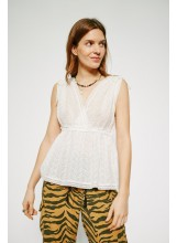 Top Canaille Lace