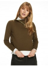 Pull marin uni SCOTCH AND SODA