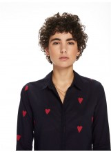 SCOTCH AND SODA Chemise à motif / Born love