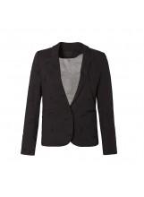 IKKS veste tailleur noire femme- NEW PRE- CO