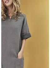 icode robe grise