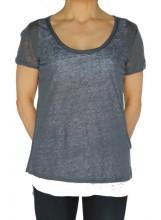 MAJESTIC: Tee-shirt  2en1