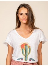 FIVE Tee-shirt CACTUS