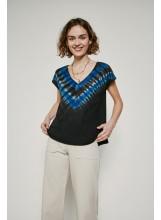 LEON AND HARPER tee-shirt TAROU Tie&Dye