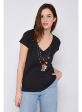 LEON AND HARPER tee-shirt TONTON MANTRA