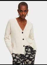 Cardigan en tricot épais