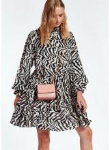 A/Mini robe ESSENTIEL imprimés zèbre